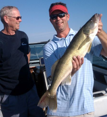 Fishing report for lake erie for Lake erie fishing report central basin
